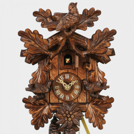 Cuckoo Clock - Three Birds