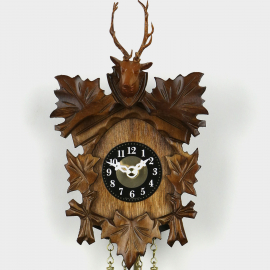 Cuckoo Clock Mini - Hunter Design