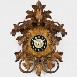 Cuckoo Clock Mini - Leaves