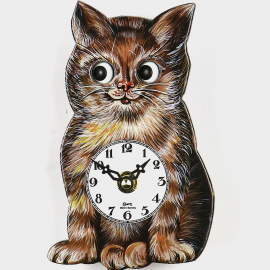 Cuckoo Clock Mini - Cat